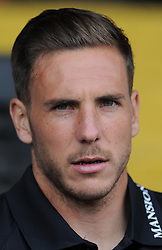 Bournemouth's Dan Gosling- Photo mandatory by-line: Harry Trump/JMP - Mobile: 07966 386802 - 18/07/15 - SPORT - FOOTBALL - Pre Season Fixture - Exeter City v Bournemouth - St James Park, Exeter, England.