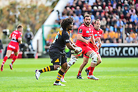 Ashley JOHNSON - 05.04.2015 - Toulon / Londres Wasps - 1/4Finale European Champions Cup<br />Photo : Dave Winter / Icon Sport