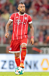01.08.2017, Allianz Arena, Muenchen, GER, Audi Cup, FC Bayern Muenchen vs FC Liverpool, im Bild Arturo Vidal (FC Bayern Muenchen) // during the Audi Cup Match between FC Bayern Munich and FC Liverpool at the Allianz Arena, Munich, Germany on 2017/08/01. EXPA Pictures © 2017, PhotoCredit: EXPA/ JFK