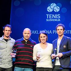 20161207: SLO, Tennis - Best Slovenian tennis players of 2016
