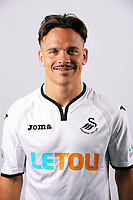 Pictured: Roque Mesa has signed a contract with Swansea City FC.<br />
