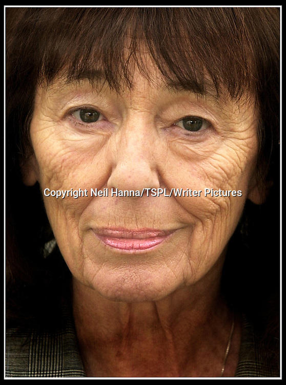 Author Beryl Bainbridge photographed in Scotland in 1997<br /> <br /> Copyright Neil Hanna/TSPL/Writer Pictures<br /> contact +44 (0)20 822 41564 <br /> info@writerpictures.com <br /> www.writerpictures.com