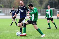 Gonzalo Garcia of SWYD United - Mandatory by-line: Dougie Allward/JMP - 08/05/2016 - FOOTBALL - Keynsham FC - Bristol, England - BAWA Sports v SWYD United - Presidents cup final