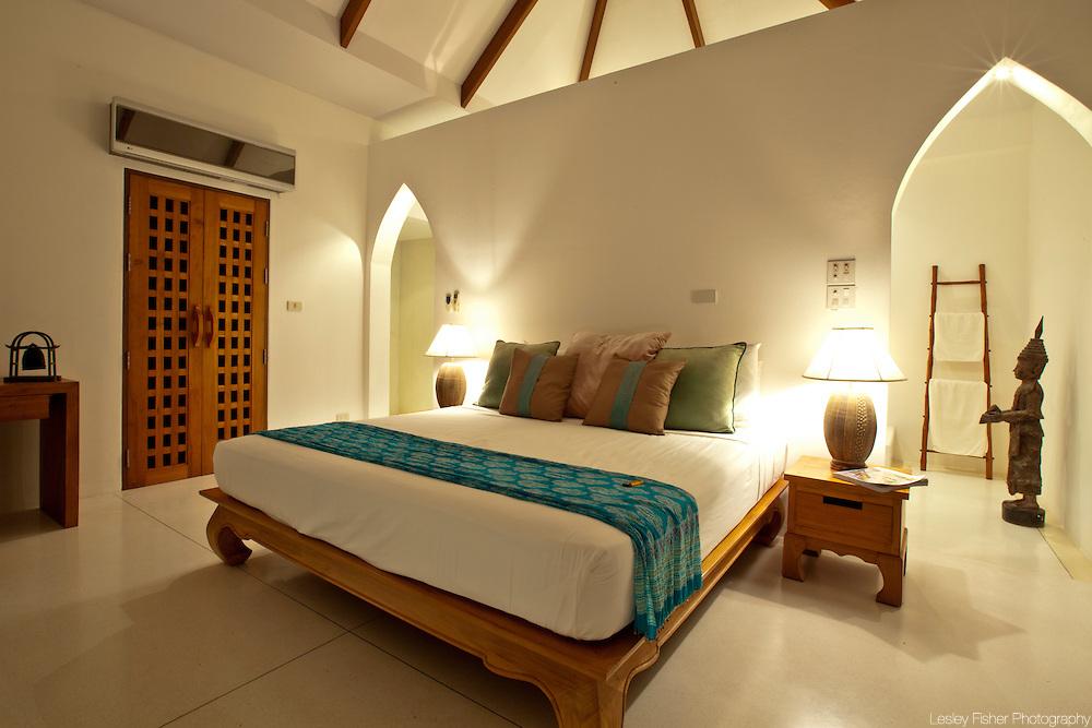 Master Bedroom at Baan Sai Tan Villa, Bophut, Koh Samui, Thailand