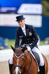 RAMEL Antonia (GER), Curiosity <br /> Hagen - Horses and Dreams 2019<br /> Qualifikation Louisdor-Preis-Finalqualifikation<br /> 26. April 2019<br /> © www.sportfotos-lafrentz.de/Stefan Lafrentz