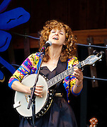 Abigail Washburn at Telluride Bluegrass Festival