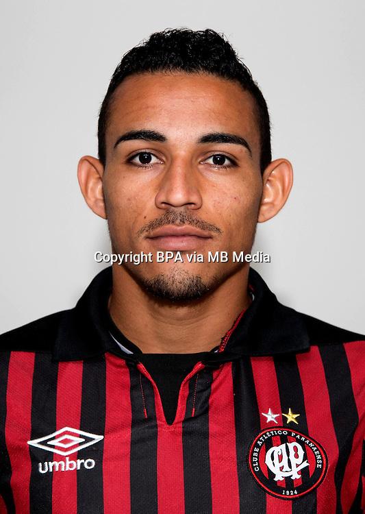 Brazilian Football League Serie A /<br /> ( Clube Atletico Paranaense ) -<br /> Natanael Batista Pimenta