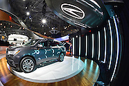 2016 New York International Auto Show