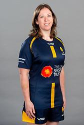 Jennifer Vermeulen during the Worcester Warriors Women Media Day - Ryan Hiscott/JMP - 28/09/2019 - SPORT - Sixways Stadium - Worcester, England - Worcester Warriors Women Media Day