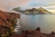 Image taken in Vestmannaeyjar.
