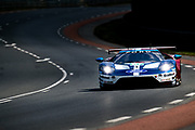 June 12-17, 2018: 24 hours of Le Mans. 67 Ford Chip Ganassi Racing, Ford GT, Andy Priaul, Harry Tincknell, Tony Kanaan