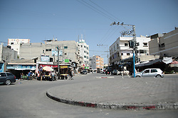 General views of Gaza. From a series of photos commissioned by  British NGO, Medical Aid for Palestinians (MAP).