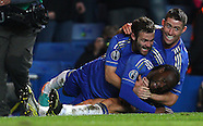 Chelsea v Shakhtar Donetsk 071112