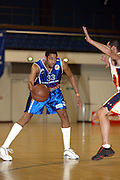 29th June 2002 at the Queens Wharf Events Centre in Wellington. Wellington Saints Kevin Brooks during their game against Palmerston North Jets.<br />Pic: Sandra Teddy/Photosport<br />*digital image*