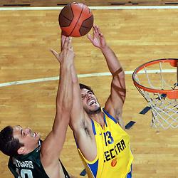 20080926: Basketball - Maccabi vs Panathinaikos