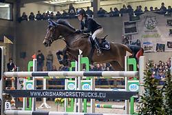 Bax Marijke, BEL, Kamilio van't Heike<br /> Nationaal Indoorkampioenschap  <br /> Oud-Heverlee 2020<br /> © Hippo Foto - Dirk Caremans