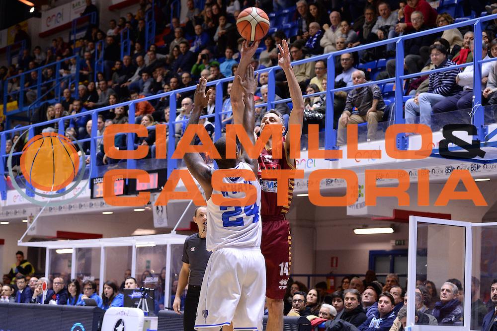Rees Tomas<br /> Enel Brindisi - Umana Venezia<br /> BASKET SerieA 2016-2017<br /> Brindisi  07/01/2017 <br /> FOTO CIAMILLO