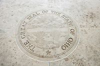 Seal of Ohio in Fort Bonifacio; Manila; Philippines