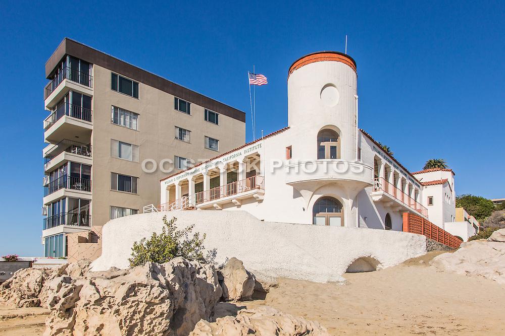 Kerckhoff Marine Laboratory California Institute