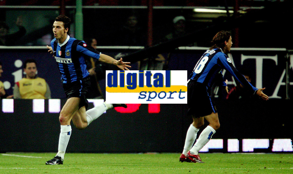 28 Ottobre 2006 Derby Milan Inter &quot;Serie A&quot; ,<br />
