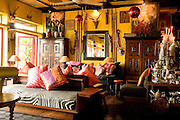 Helga's Folly in Kandy is an extraordinary hotel. Full of colour and fun.