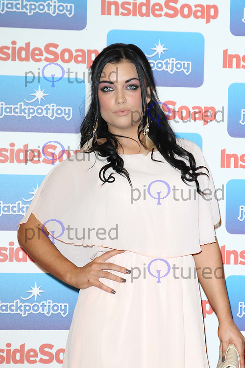 Shona McGarty Inside Soap Awards 2011, Gilgamesh, The Stables Market, Camden Town, London, UK. 26 September 2011 Contact: Rich@Piqtured.com +44(0)7941 079620 (Picture by Richard Goldschmidt)
