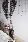   Patrizia Sandretto Re Rebaudengo - art collector  <br /> client: Ars Magazine - Spain