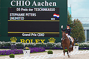 Stephanie Peters - Unlimited<br /> World Equestrian Festival, CHIO Aachen 2012<br /> © DigiShots