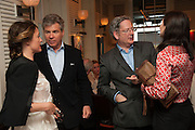 Vanity Fair Lunch hosted by Graydon Carter. 34 Grosvenor Sq. London. 14 May 2013