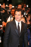 Actor Clive Owen at the Heminway & Gellhorn gala screening at the 65th Cannes Film Festival France. Friday 25th May 2012 in Cannes Film Festival, France.