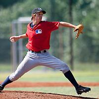 Baseball - MLB European Academy - Tirrenia (Italy) - 22/08/2009 - Filippo Crepaldi (Italy)