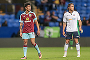 Josh Ginnelly (Burnley), scorer of the winning goal. 2-1 during the Pre-Season Friendly match between Bolton Wanderers and Burnley at the Macron Stadium, Bolton, England on 26 July 2016. Photo by Mark P Doherty.