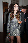 TISH WEINSTOCK, Rocco Forte's Brown's Hotel Hosts 175th Anniversary Party, Browns Hotel. Albermarle St. London. 16 May 2013