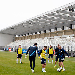 20130320: SLO, Football - Practice session of Slovenian National Team in Koper