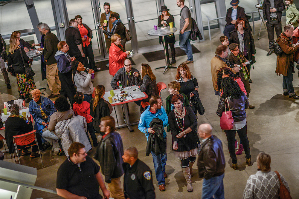 Akron Art Museum hosts the finale reception of Akron Art Prize 2015