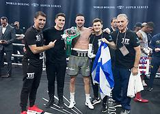 Boxing - SSE Hydro - 03 Nov 2018