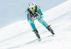 PAVLOVCIC Tisa  of Slovenia during Women's Super Combined Slovenian National Championship 2014, on April 1, 2014 in Krvavec, Slovenia. Photo by Vid Ponikvar / Sportida