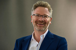 Pictured: Adam Tooze<br /> <br /> Adam Tooze is a British historian who is a professor at Columbia University. Previously, he was Reader in Modern European Economic History at the University of Cambridge and professor at Yale University.