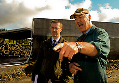 Northland-Farmer breeches stop bank during flooding
