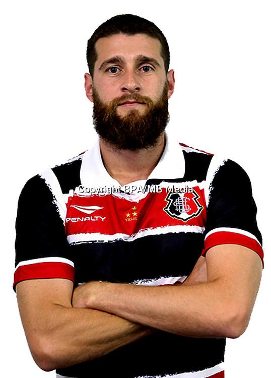 Brazilian Football League Serie A / <br /> ( Santa Cruz Futebol Clube ) - <br /> Danny Bittencourt Morais &quot; Danny Morais &quot;