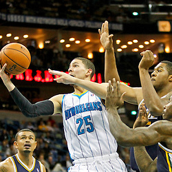 11-28-2012 Utah Jazz at New Orleans Hornets