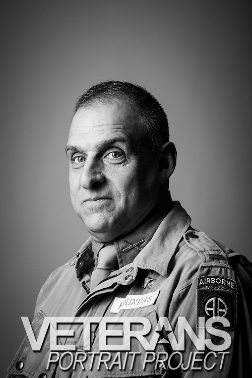 Jeffrey S. Founas<br /> Army<br /> O-5<br /> Special Ops Officer<br /> Oct. 1986 - Present<br /> <br /> Veterans Portrait Project<br /> Colorado Springs, CO