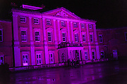 STANDFORD HALL, Quorn Hunt Ball, Stanford Hall. Standford on Soar. 25 January 2014