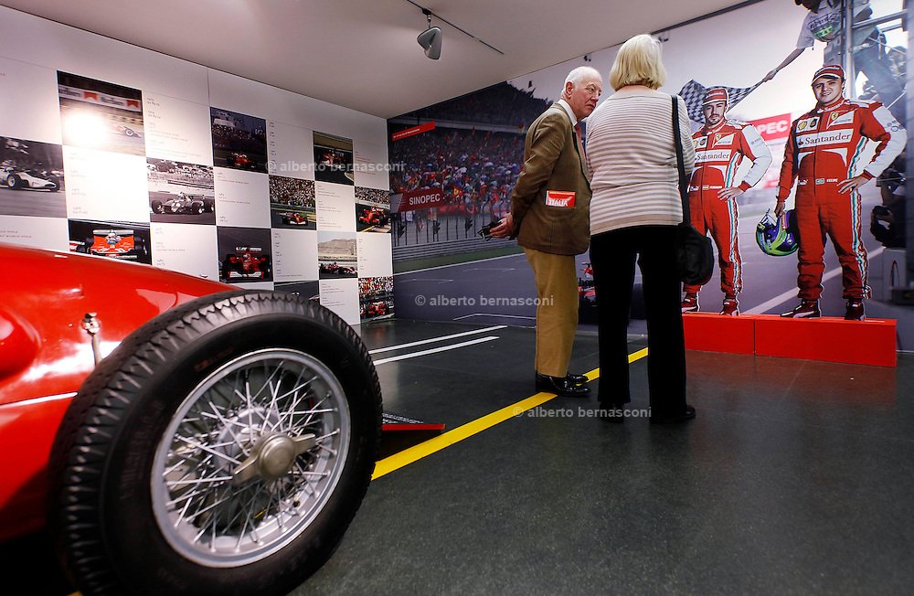 museo della Ferrari, Maranello