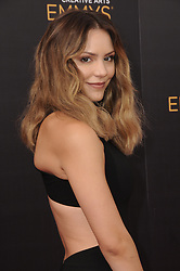 Katharine McPhee bei der Ankunft zur Verleihung der Creative Arts Emmy Awards in Los Angeles / 110916 <br /> <br /> *** Arrivals at the Creative Arts Emmy Awards in Los Angeles, September 11, 2016 ***