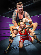 08-06-2018<br /> Features - Alternative sports series with Matt Bendoris.<br /> <br /> Matt tries wrestling and faces up to Grado<br /> <br /> Pic:Andy Barr<br /> <br /> www.andybarr.com<br /> <br /> Copyright Andrew Barr Photography.<br /> No reuse without permission.<br /> andybarr@mac.com<br /> +44 7974923919