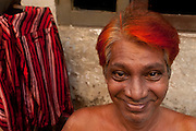 The gentleman with the well dyed hair!