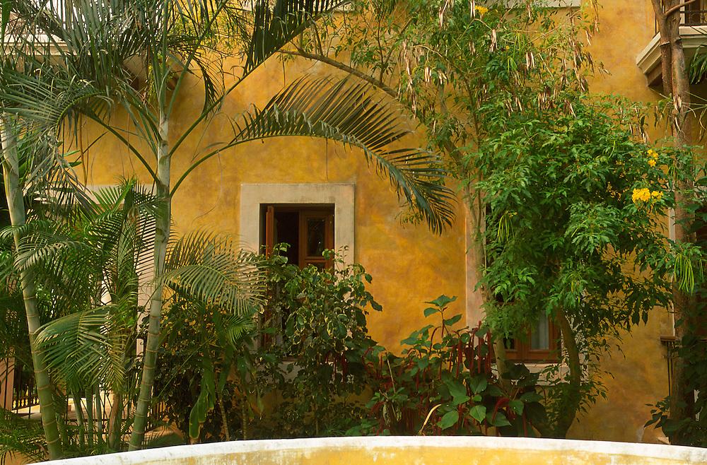 Hacienda Xcanatun Yucatan
