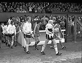 1981 - F.A.I. Cup Final at Dalymount Park.    (N71).