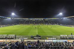 Rat Verlegh stadium during the Dutch Eredivisie match between NAC Breda and FC Utrecht at the Rat Verlegh stadium on December 23, 2017 in Breda, The Netherlands